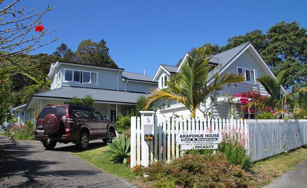 Arapohue House B&B