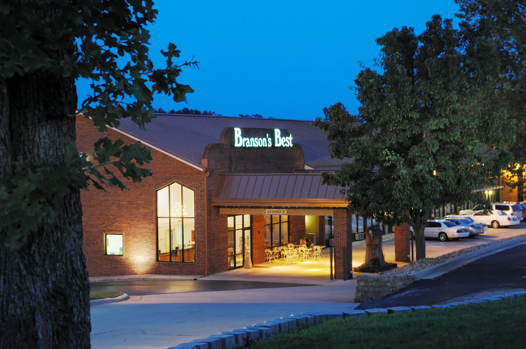 布蘭森的最佳汽車旅館