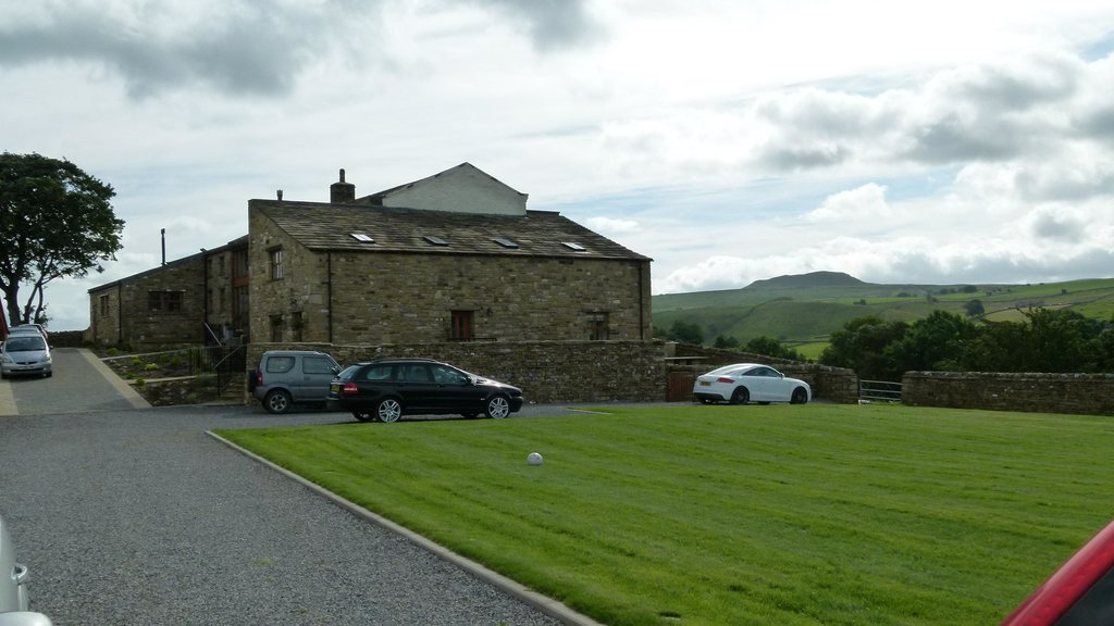 Hill Top Farm, Askrigg