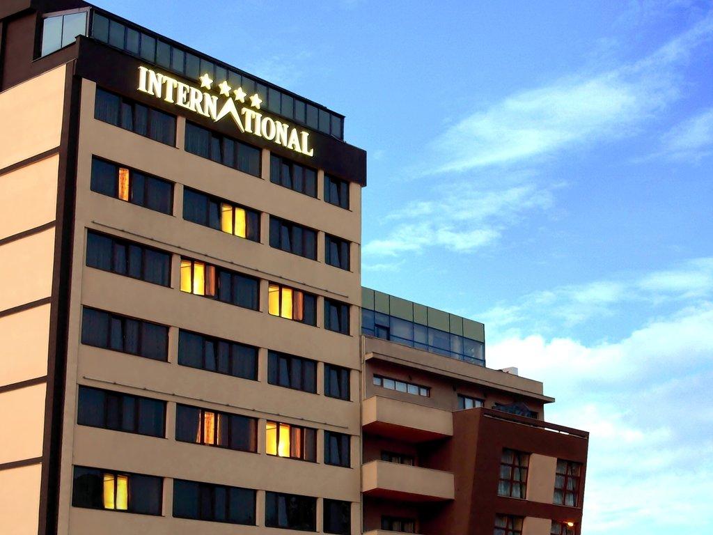 布加勒斯特國際飯店