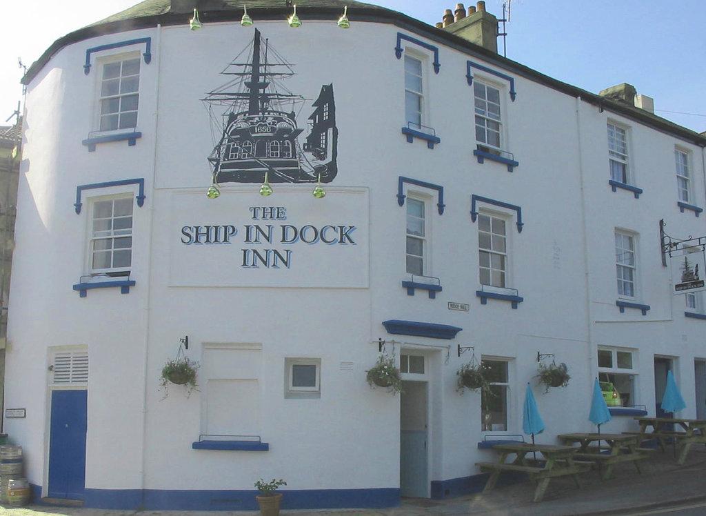 船塢輪船旅館