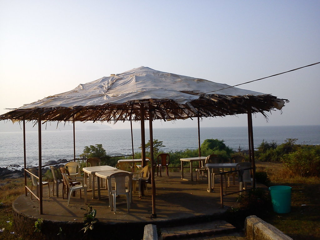 MTDC Beach Resort Harihareshwar