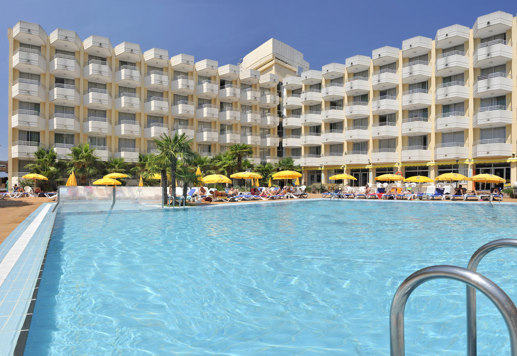 Hotel GHT Oasis Tossa & SPA