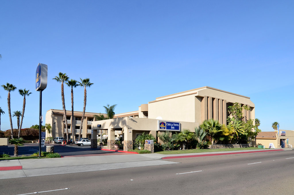 ‪BEST WESTERN Chula Vista Inn‬