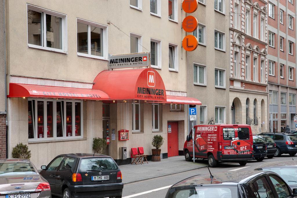 MEININGER Hotel Koeln City Center