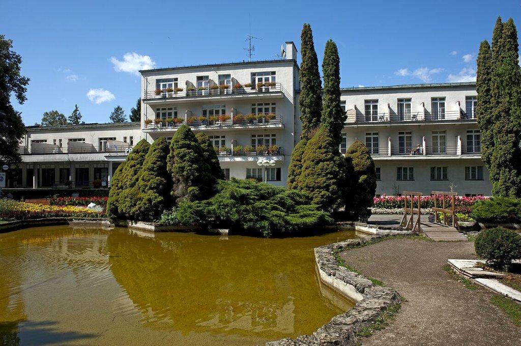 Kupele Hotel Palace