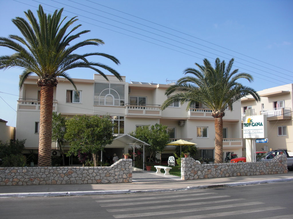 Tropicana Beach Hotel & Suites