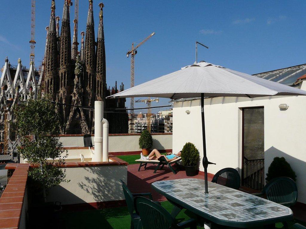 Gaudi's Nest