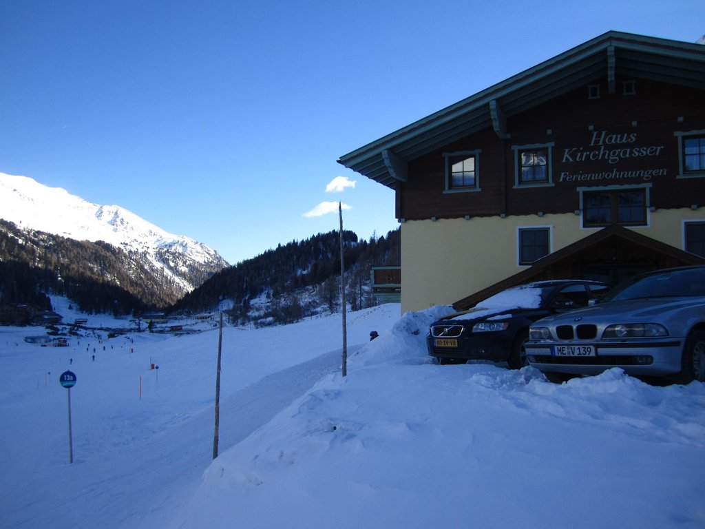 Haus Kirchgasser