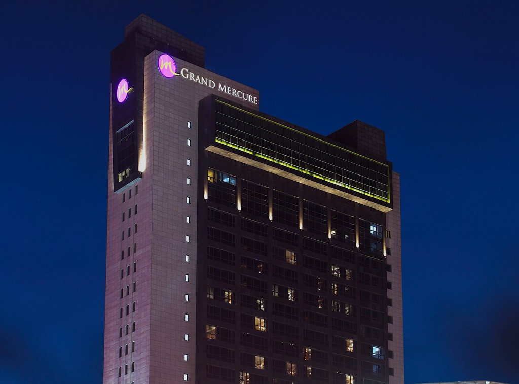 GRAND MERCURE SHANGHAI CENTRAL