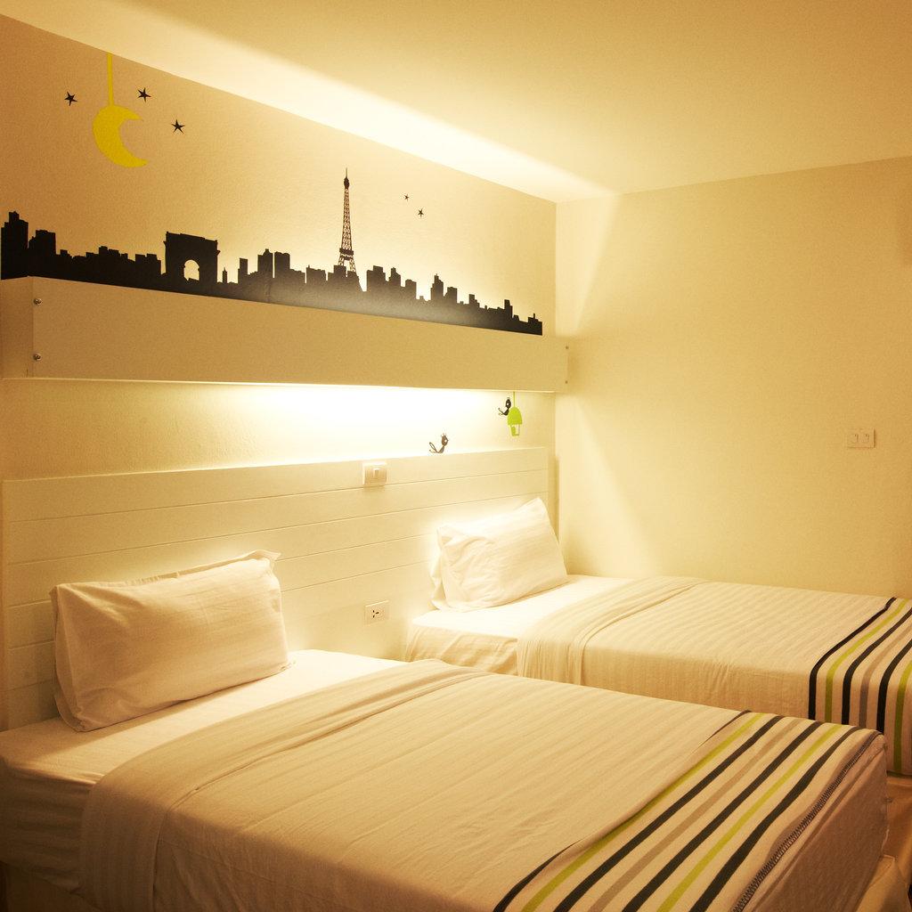 โรงแรม เดอะ ฟินิกส์ กรุงเทพ