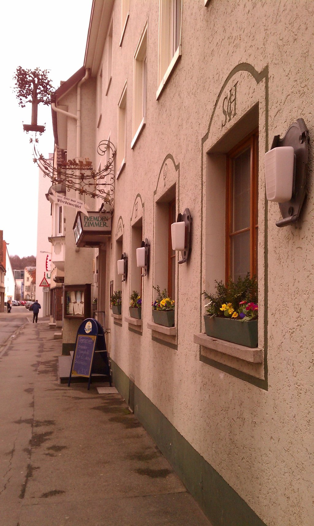 Gruener Baum Brauereigasthof