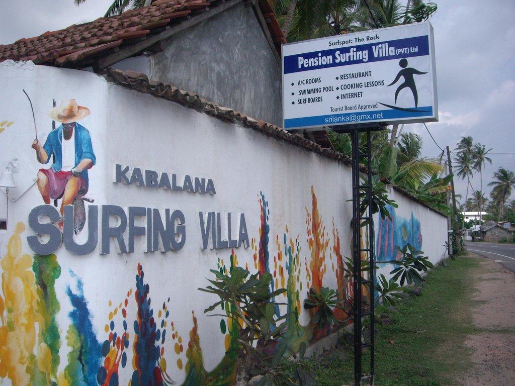 Surfing Villa