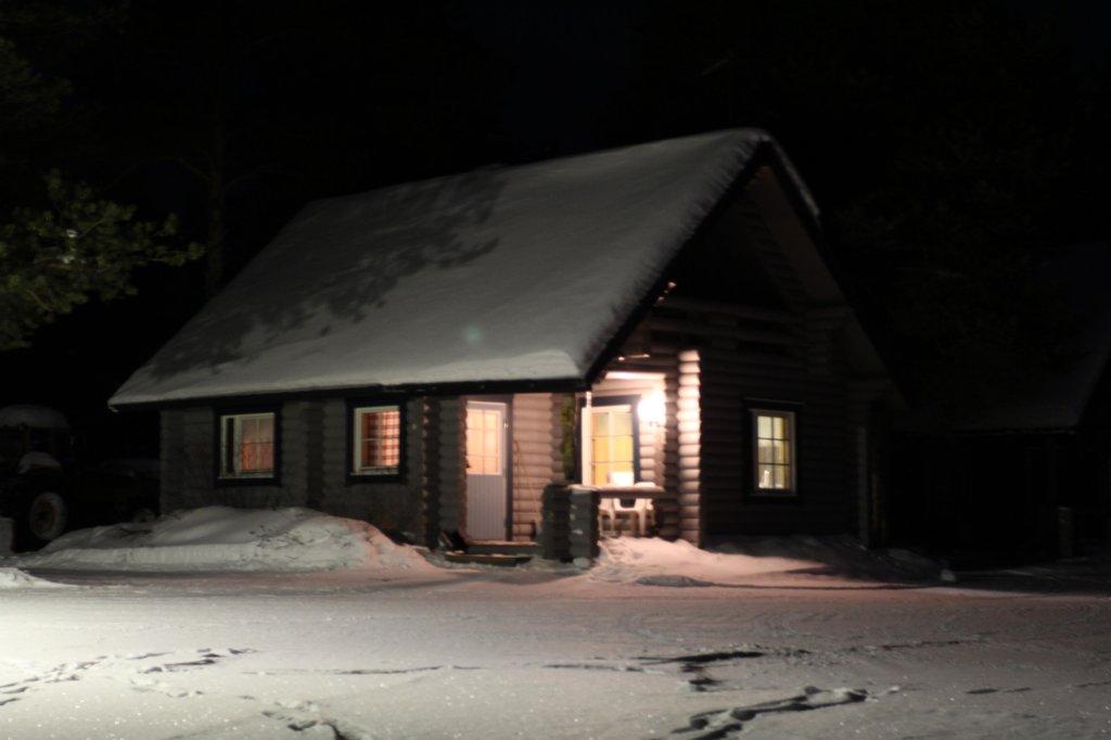 Hetan Lomakyla Log Cabins