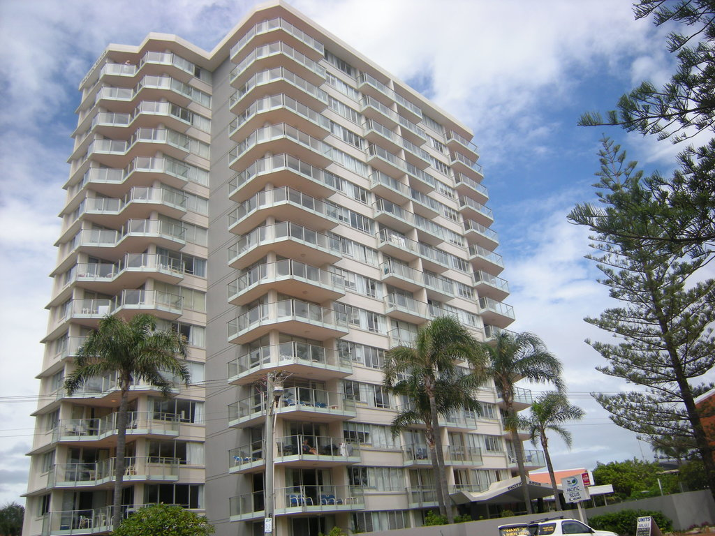 Pacific Regis Beachfront Holiday Apartments