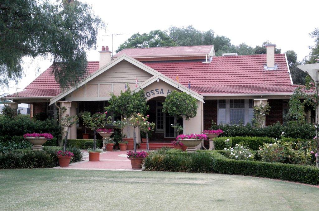 バロッサ ハウス