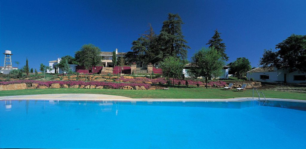 Hotel Bodega El Juncal Ronda