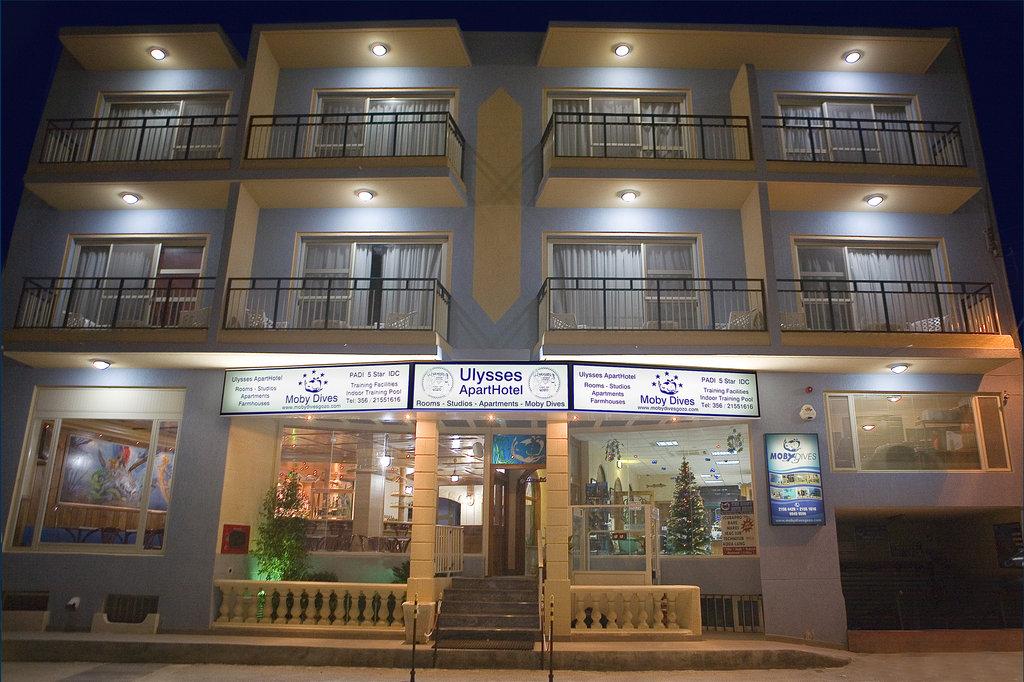 Ulysses Apart Hotel