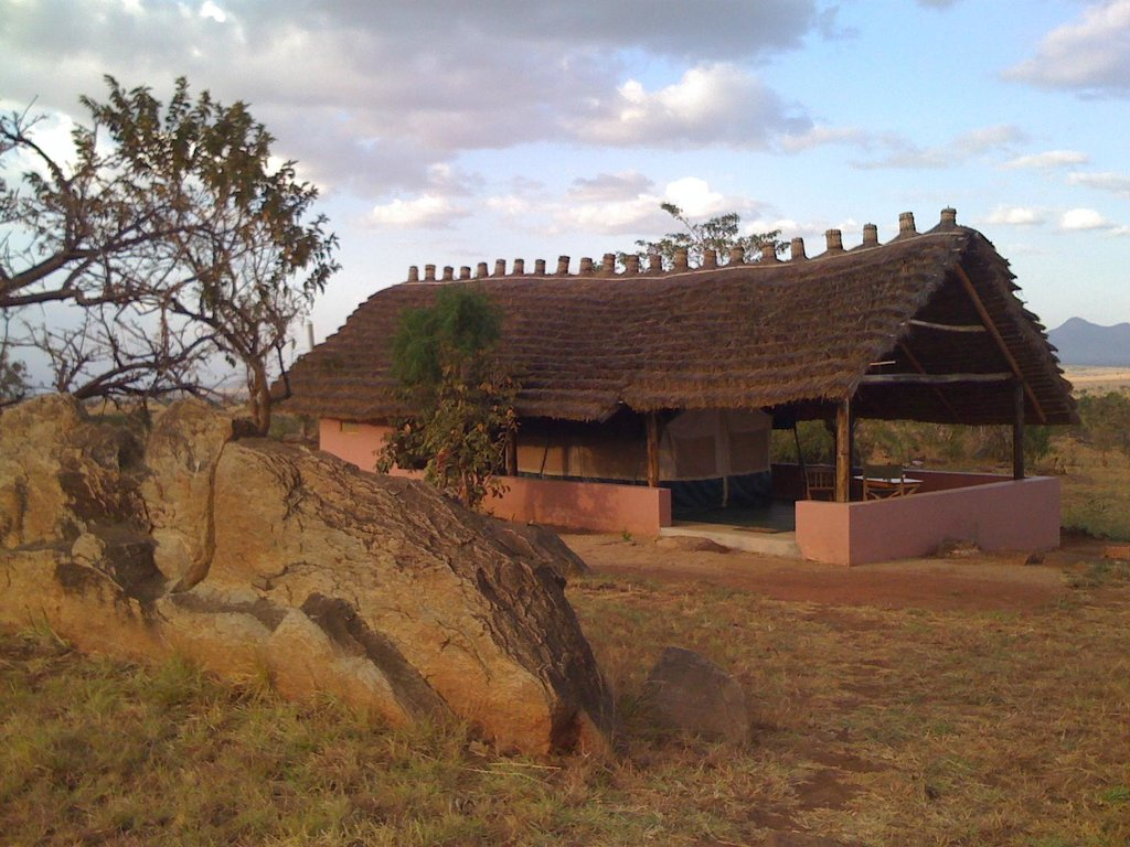 Nga'Moru Wilderness Camp