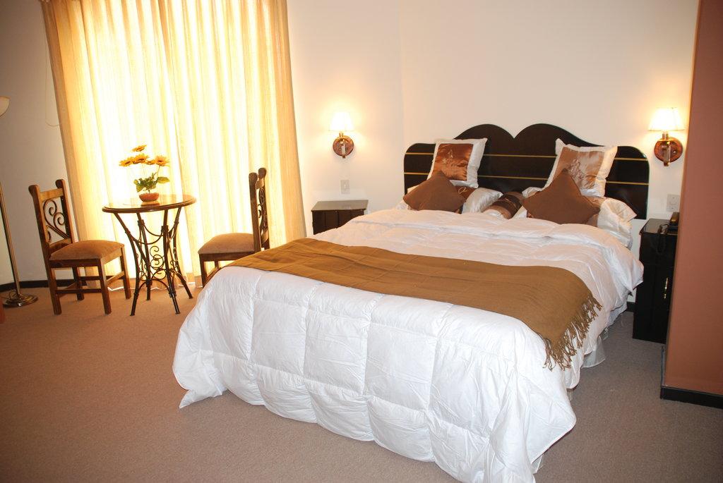 ホテル カソナ デル ラゴ
