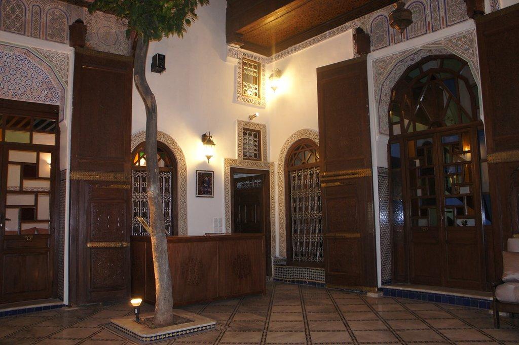 Riad Des Remparts de Fes