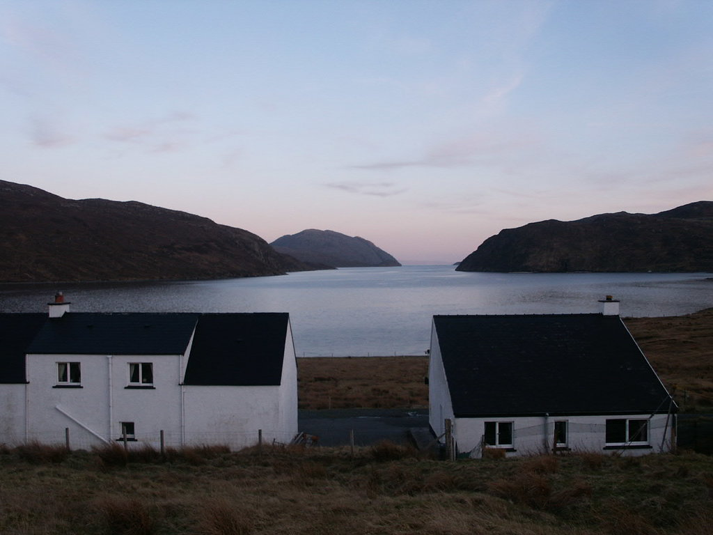 Loch Seaforth House B&B