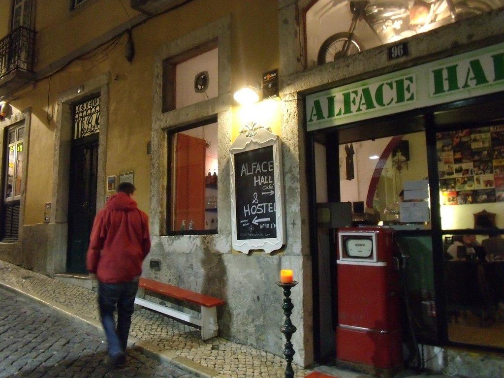 Alface Hostel Lisboa