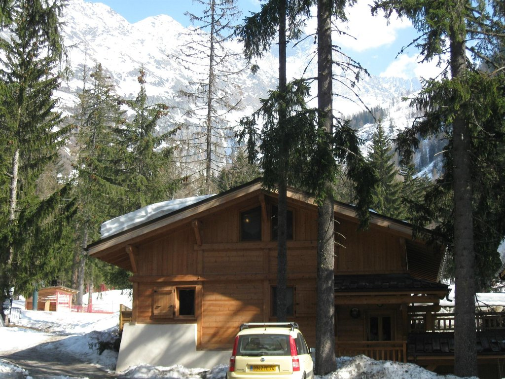 Marmotte Mountain Chalets