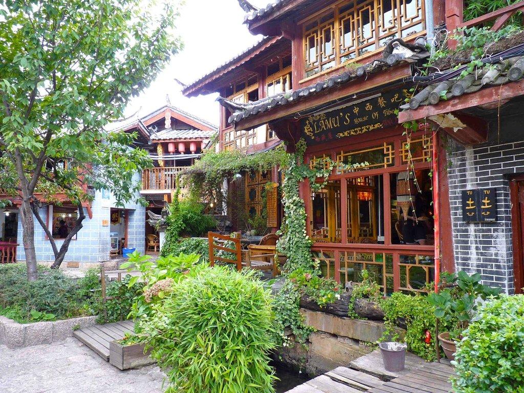 Lijiang Sanhe Hotel
