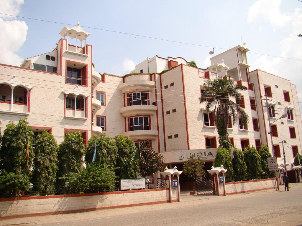 โรงแรมอินเดีย