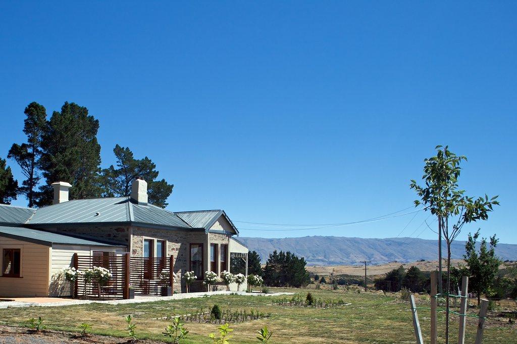 Pukerangi Homestead Country Retreat