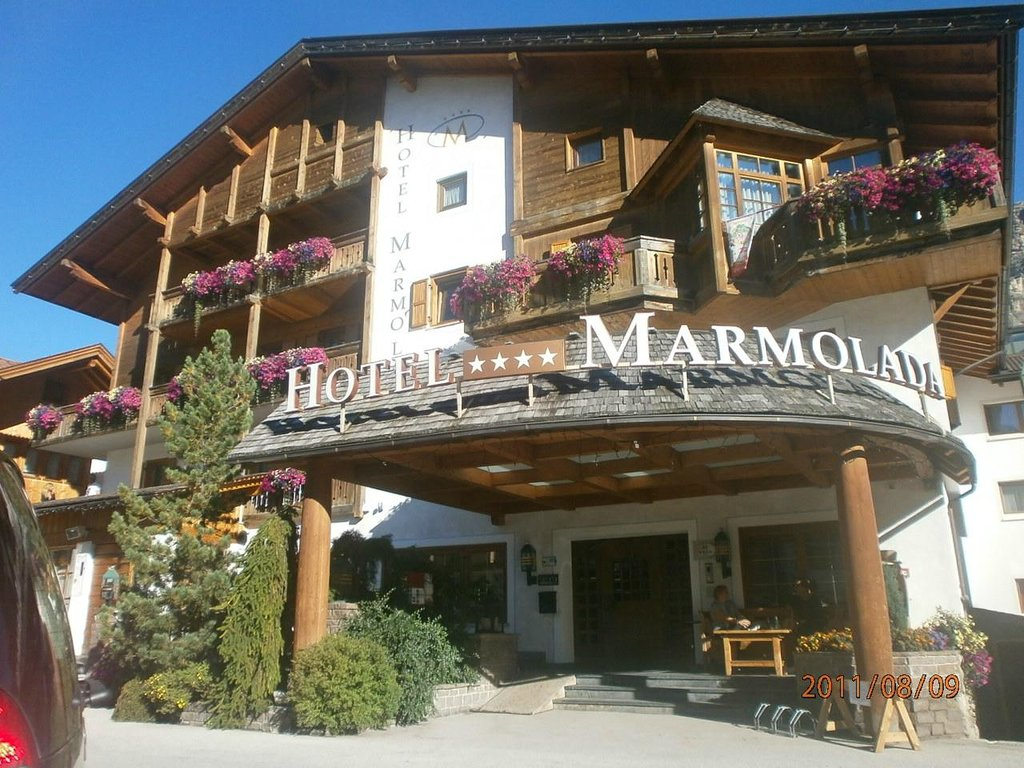 Hotel Marmolada