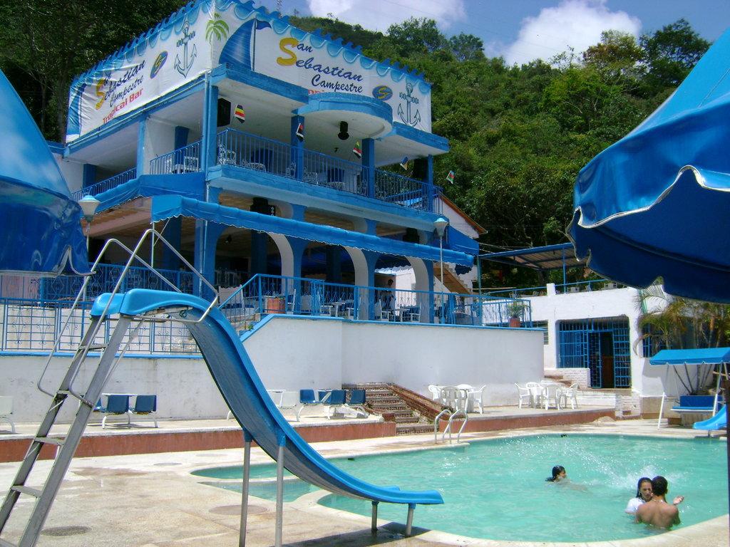Hotel San Sebastian Campestre