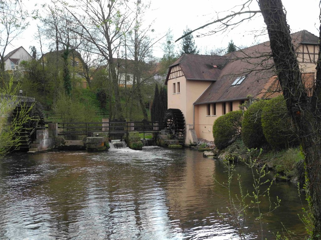 Moulin de la Walk