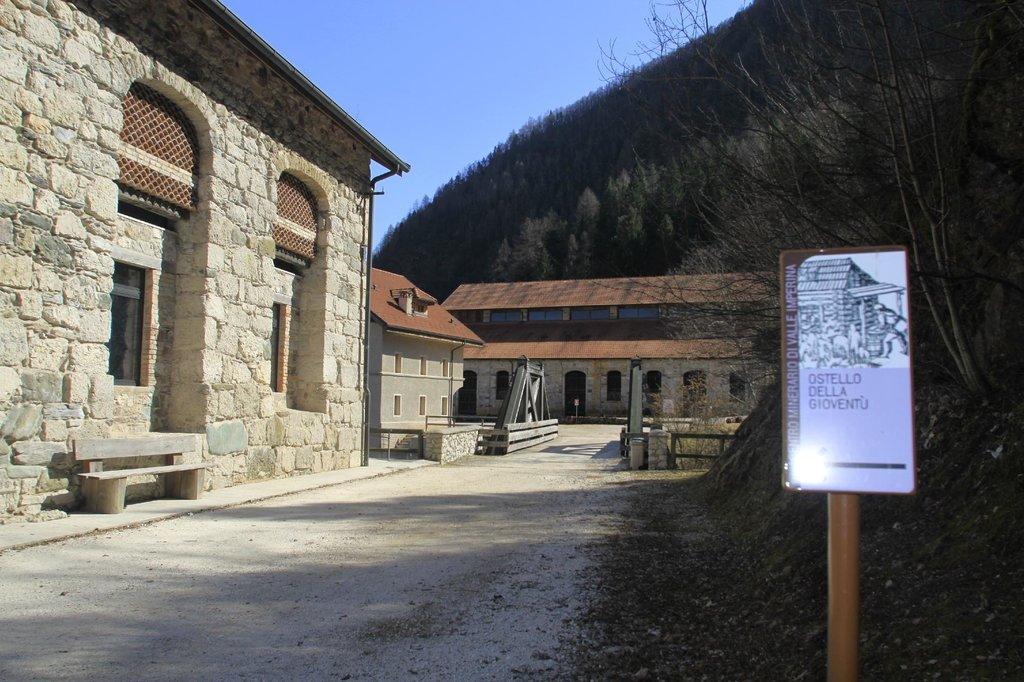 Ostello e ristorante Valle Imperina