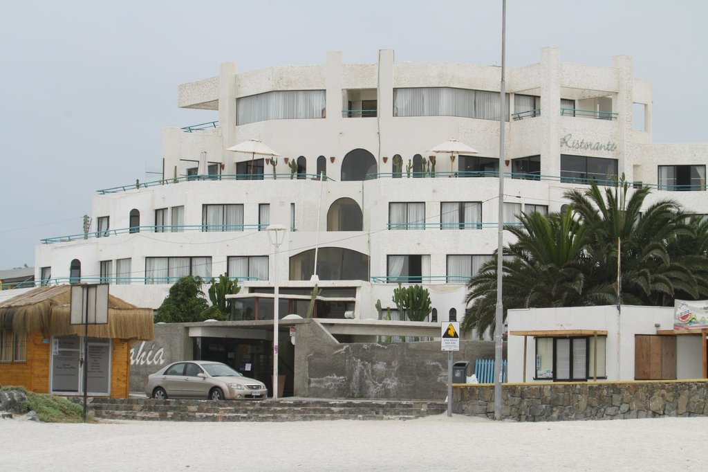 Hotel Rocas de Bahia