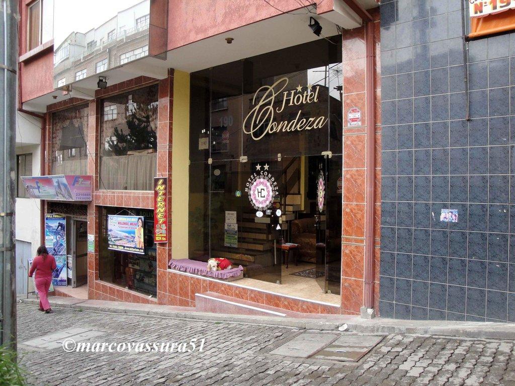 Hotel Condeza