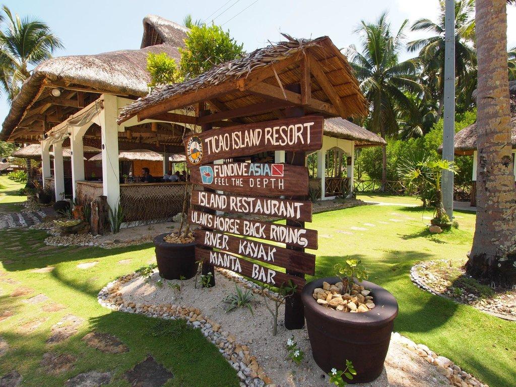 Ticao Island Resort