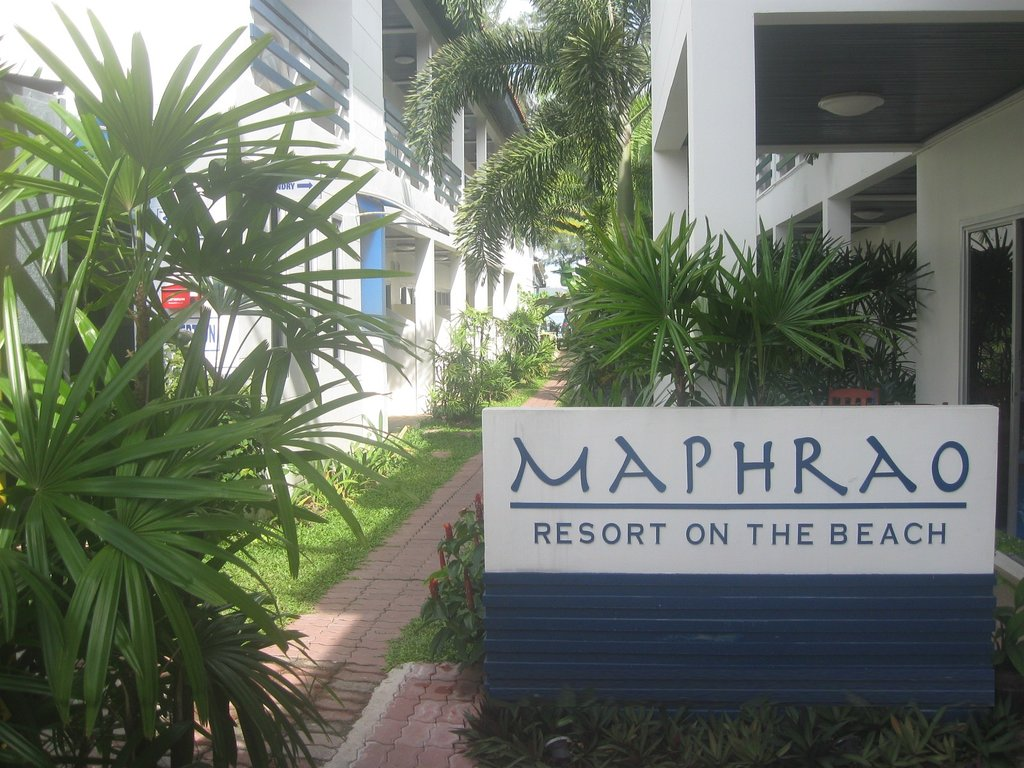 Maphrao Resort on the Beach