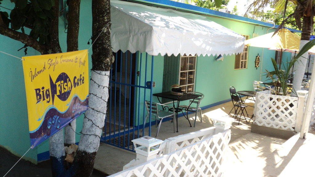 Big Fish Cafe and Guesthouse