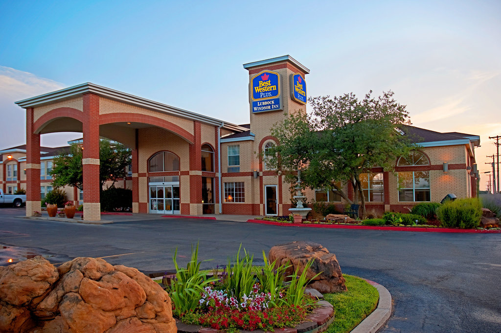 ‪BEST WESTERN PLUS Lubbock Windsor Inn‬
