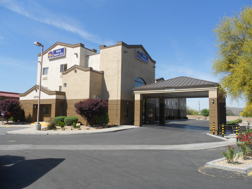 BEST WESTERN Gold Poppy Inn