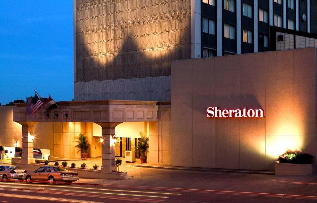 シェラトン クレイトン プラザ ホテル セントルイス