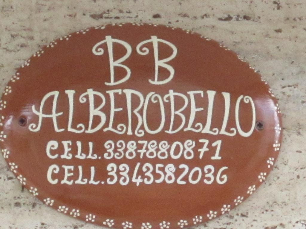 Alberobello BB