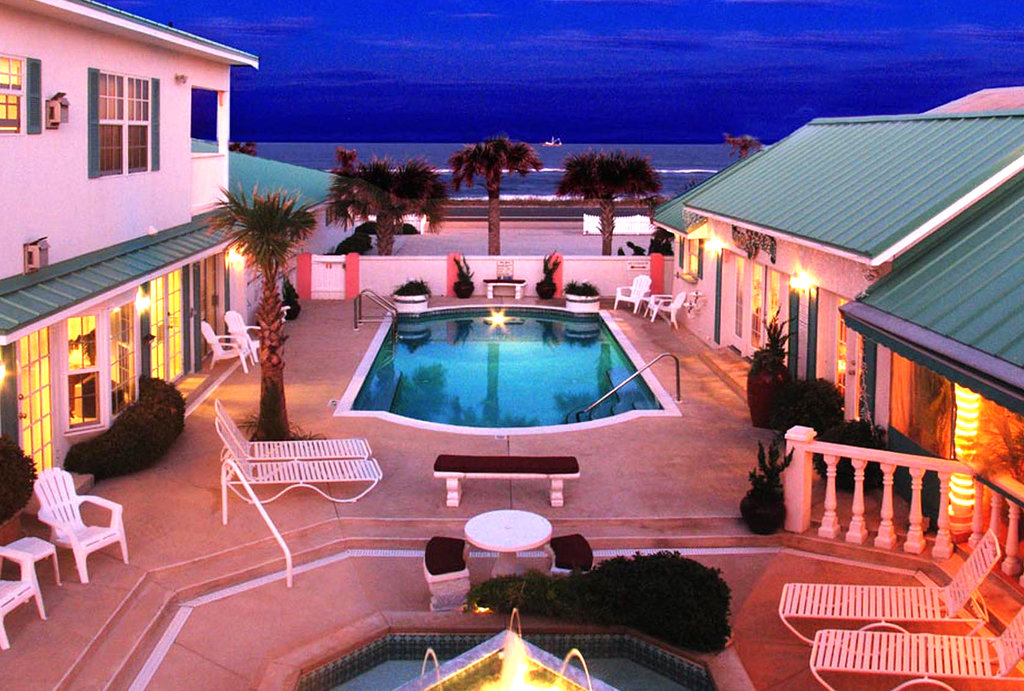 Island Cottage Oceanfront Inn & Spa - Flagler Beach