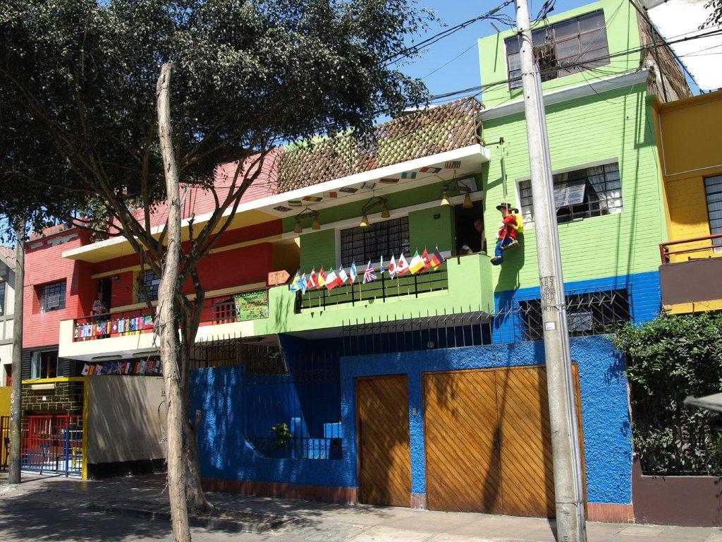 Casa del Mochilero
