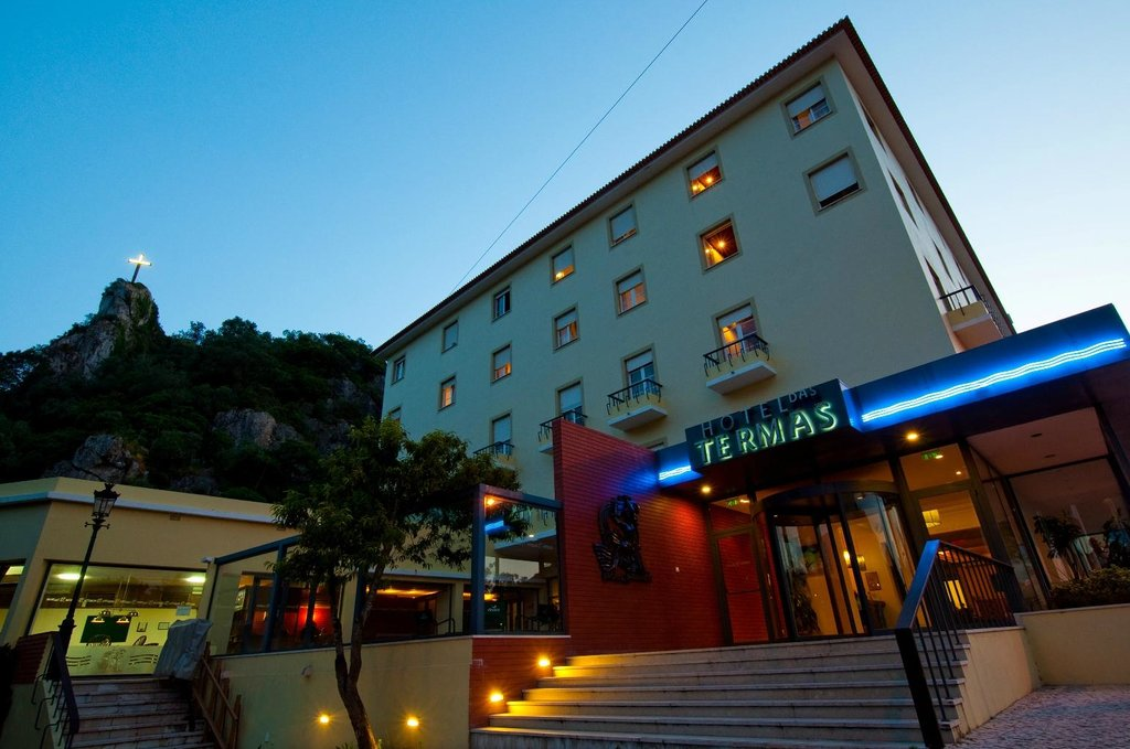 O Hotel Das Termas