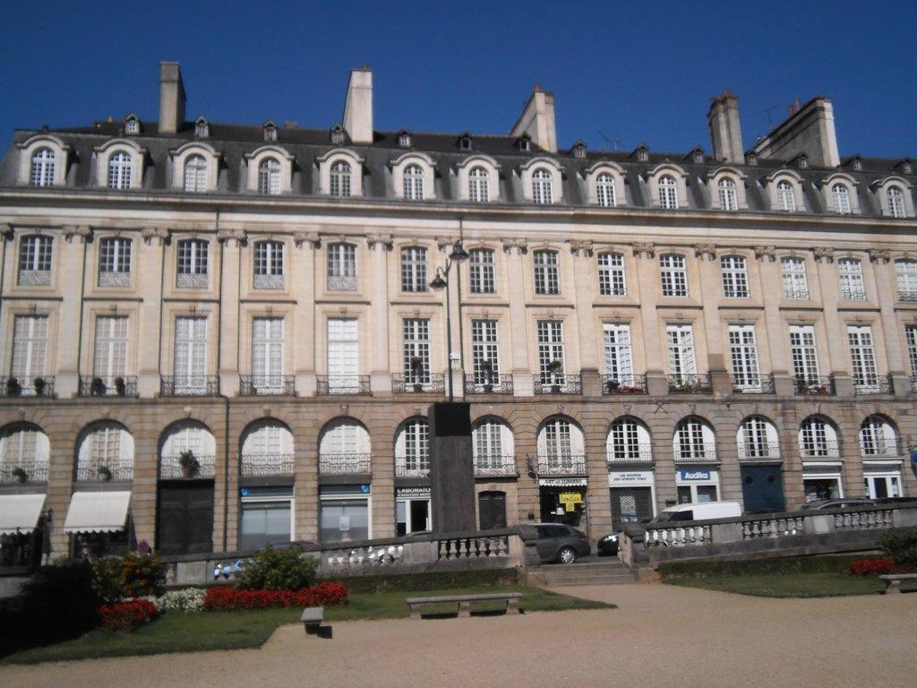 Ibis Rennes Centre Gare