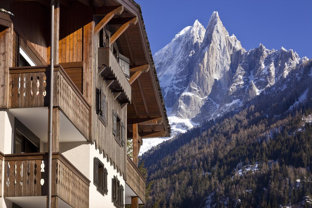 Hapimag Resort Chamonix La Cordee