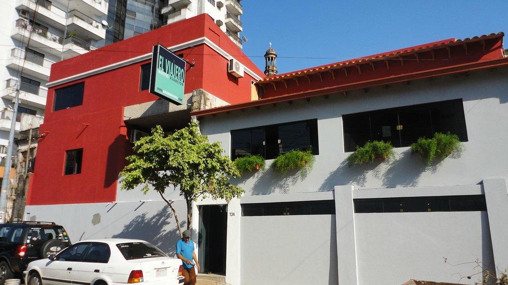 El Viajero Hostels Asunción
